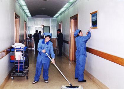 万州清洁服务